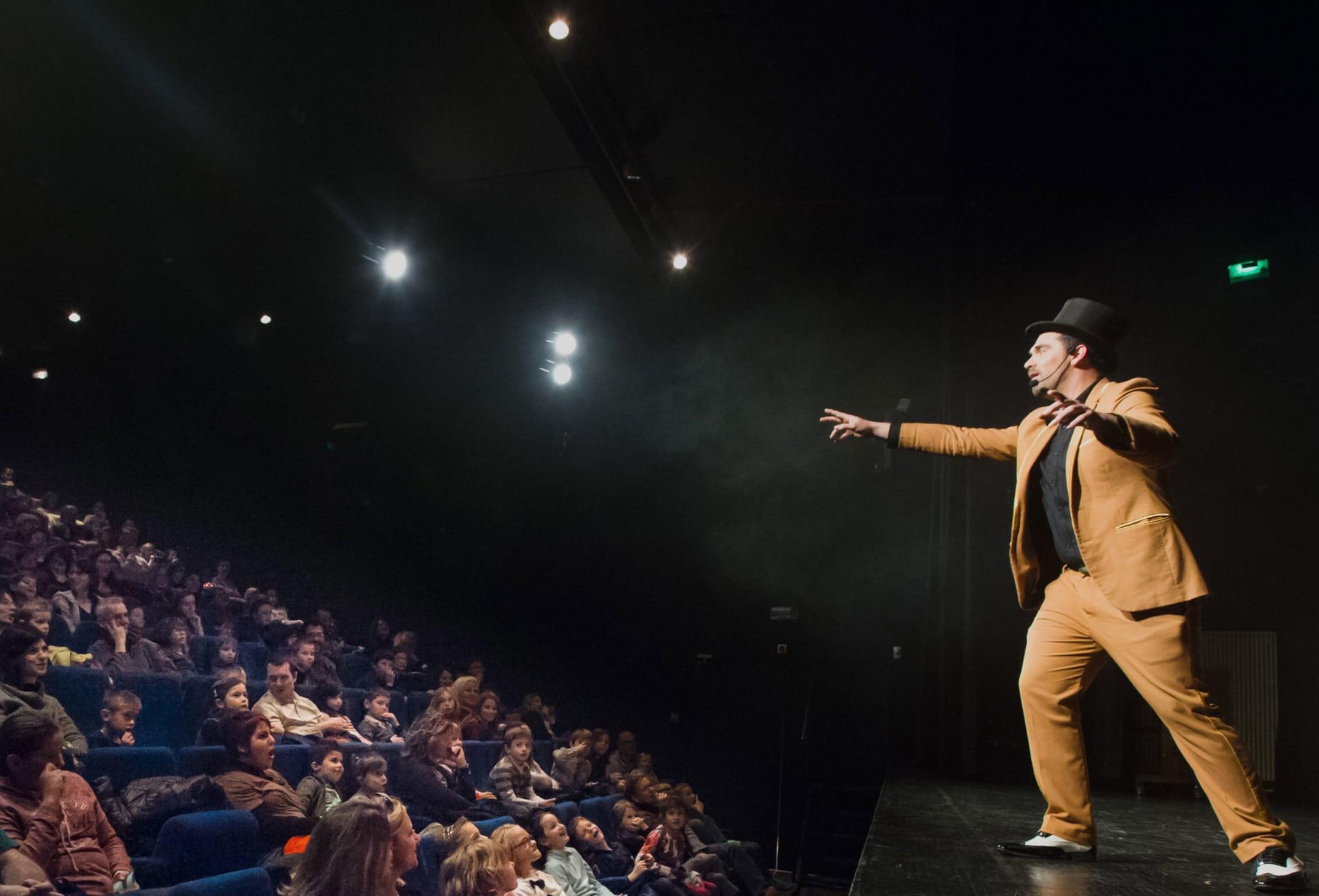Magicien Mentaliste à Annecy, Genève, Lyon